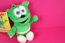 5.5″ Gummibär (The Gummy Bear) Clip On Plush Toy