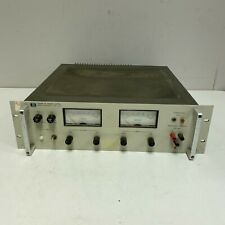 Hp Agilent 6256b Dc Power Supply 0 10v 0 20a Tested And Working