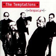 The Temptations - Legacy - CD Motown 2004  Funk, Soul, R&B, Pop
