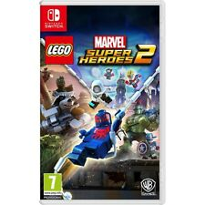 Lego Marvel Super Heroes 2 Nintendo Switch Game