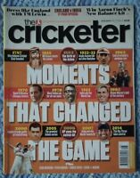 THE CRICKETER - AUGUST 2014  (VOLUME 11, ISSUE 11)