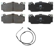 NEW Front Brake Pad Set & Wear Sensor Kit Genuine For BMW F10 F12 F13 F06 M5 M6