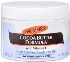 Palmers Cocoa Butter with Vitamin-E 7.25 oz. Jar, New