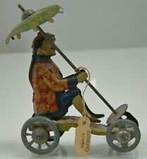 Chinaman with Umbrella Penny Toy - Made in Germany