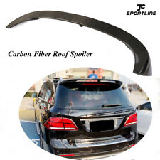 Carbon Fiber Rear Roof Spoiler Fit for Mercedes-Benz GLE-Class GLE350 GLE43 AMG