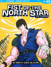 Fist Of The North Star: Complete TV Series [New Blu-ray]