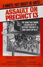 John Carpenter's Assault On Precinct 13 movie poster : 11 x 17 inches