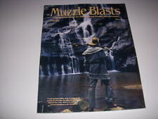 MUZZLE BLASTS Magazine, August, 2002, THE BATTLE OF TICONDEROGA, RIFLE BORES!