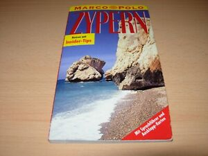 Reiseführer Marco Polo Zypern aus Nachlass
