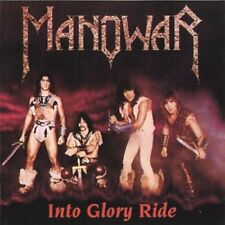 Manowar Into glory ride (7 tracks)  [CD]