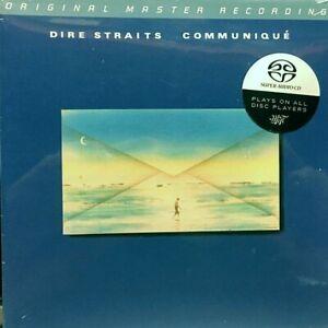 Dire Straits – Communiqué – MFSL Super Audio CD – Original Master Recording