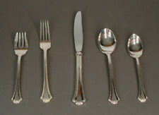 New listing Reed & Barton French Chippendale Silverplate Silverware 5 Piece Place Setting