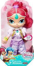 Fisher-Price Shimmer and Shine Talk & Sing Shimmer Doll DGM06