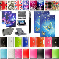 "Lenovo Tab 7"",8"",10""VARIOUS size Tablet Wallet leather case covers"