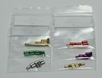 Lock Rekey Kwikset Pins Kit Rekey Up To 10 Locks Brass Bottom Rekeying Pins Only