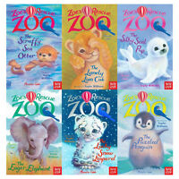 Zoe's Rescue Zoo Collection Amelia Cobb 6 Books Set Pack The Silky Seal Pup NEW