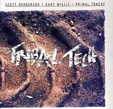 Scott Henderson, Tribal Tech - Primal Tracks [New CD]