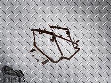 Honda VTX Saddlebag Rail Conversion Kit Brackets for Custom Stretched Bagger