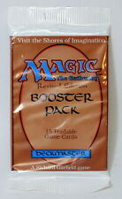 1994 Magic The Gathering Revised Booster Pack Factory Sealed