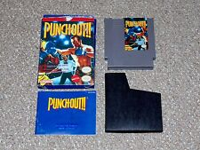 Punch-Out!! Nintendo NES with Canadian Box & Manual