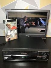 Matsui vhs player VP9605 * 4 Head Twin Speed *Recorder *Auto Tune *Tested