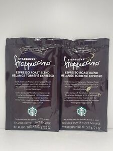 STARBUCKS FRAPPUCCINO ROAST COFFEE FOR BLENDED BEVERAGES CHOOSE YOUR PACK!