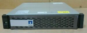 "NetApp FAS2650 NAJ-1501 24x 1.8TB 2.5"" HDD Dual Controller Hybrid Storage Array"