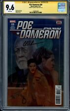 Star Wars Poe Dameron #20 CGC SS 9.6 Signed by Charles Soule