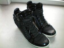 Kennel und Schmenger, hohe Sneaker, TOP Gr. 7,5 / 41 schwarz