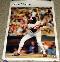 EDDIE MURRAY Baltimore Orioles Baseball Sports Illustrated Marketcom Poster 4518