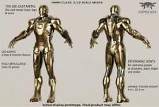 Figuarts échelle NEUF Igor Iron Man comicave Super Alloy Die-Cast 1//12 S.H