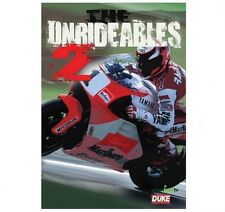 THE UNRIDEABLES 2 DVD - Classic 1990's MotoGP Motorcycle Grand Prix by Duke  New