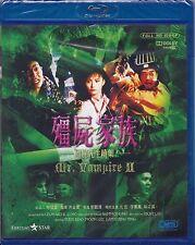 Mr. Vampire 2 II (1986) Blu-Ray [Region A] English Subs Lam Ching-Ying Yuen Biao