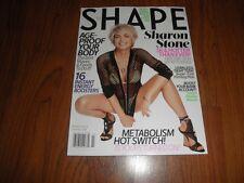 SHARON STONE-Shape Magazine-Very Sexy Cover-Mint Copy-Free Shipping