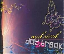 MUHSINAH - DAY BREAK 2.0 CD [2008] | NEW UNSEALED MINT COPY | UNPLAYED | NEUF