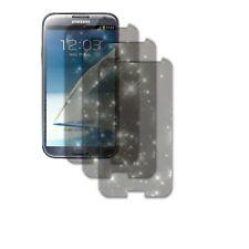 3x Diamond Bling Screen Protector for Samsung Galaxy Note 2 II N7100