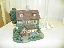 79988 Thomas Kinkade Hawthorne Lamplight Village Wiltshire Pastry Shop