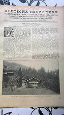 1925 84 Wilderswil bei Potsdam Altruppin Murnau