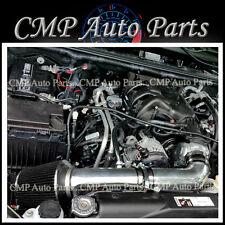 BLACK AIR INTAKE KIT FIT 2012-2016 JEEP WRANGLER RUBICON 3.6 3.6L V6 ENGINE