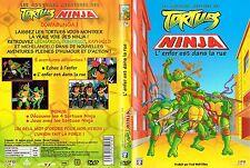 Tortues Ninja Les Nouvelles aventures -L'enfer est dans la rue - DVD - NEUF