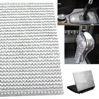 837pcs Car Styling 3mm Glitter Rhinestone Decor Sticker DIY Decal Accessories