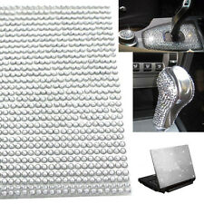 837pcs Car Styling 3mm Glitter Rhinestone Decor Sticker DIY Decal Accessories