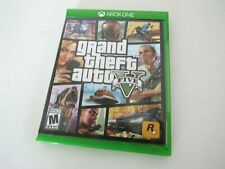 Grand Theft Auto V 5 Xbox One Game Microsoft Map And Manual Included
