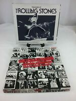 Treasures Of The Rolling Stones by Glenn Crouch / Singles Collection - Preowned