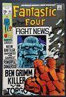 Fantastic Four # 92 Marvel Comics 1969