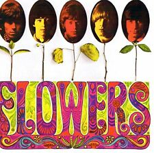 THE ROLLING STONES flowers (CD compilation) EX/EX 882 328-2 classic rock