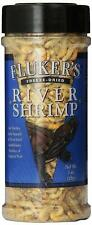 Fluker's Freeze-Dried River Shrimp for Tropical Fish and Aquatic Turtles, 1oz
