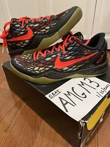 Nike Kobe 8 VIII System Christmas Brand New Men's Sz 10