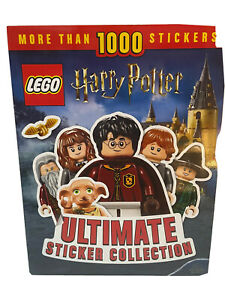 Harry Potter ⚡️LEGO Ultimate Sticker Collection: More Than 1,000 Stickers