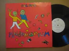 "PEL MEL Pandemonium RARE AUSSIE PROMO 12"" + INSERT 1983 - GAPE 103 - SYNTH-POP"